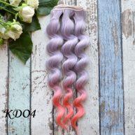 Волосы для кукол KDO4