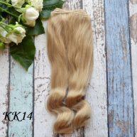 Волосы для кукол KK14