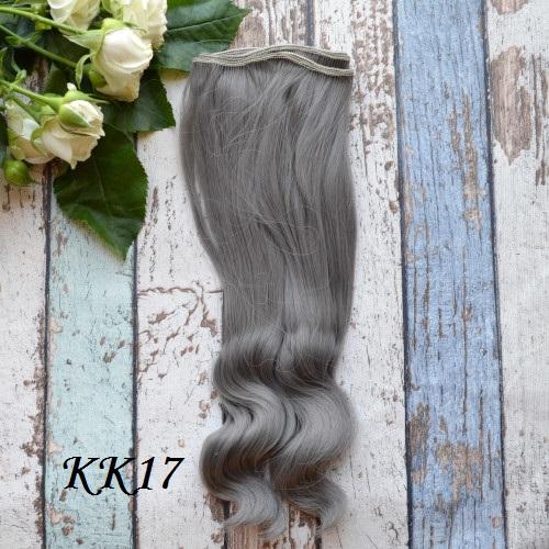 Волосы для кукол KK17 • VKK17 25