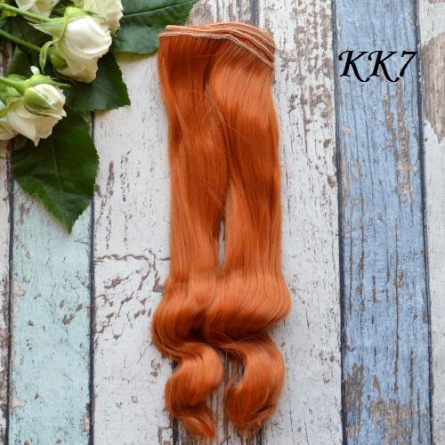 Волосы для кукол KK7