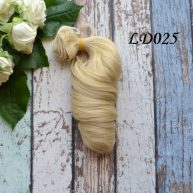 Волосы для кукол локоны LD025