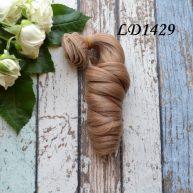 Волосы для кукол локоны LD1429