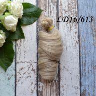 Волосы для кукол локоны LD16/613