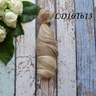 Волосы для кукол локоны LD16T613