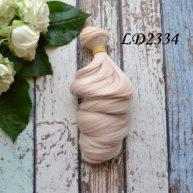 Волосы для кукол локоны LD2334