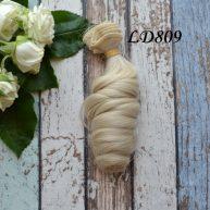 Волосы для кукол локоны LD809