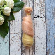 Волосы для кукол локоны LP35