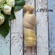 Волосы для кукол локоны LP45om
