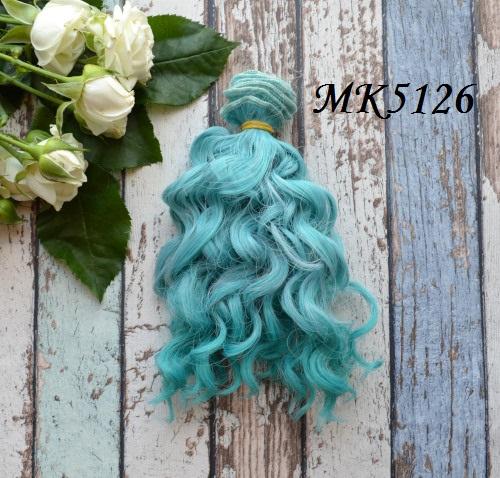 Волосы для кукол  MKT613 • VMK5126 15