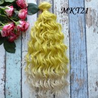 Волосы для кукол MKT21