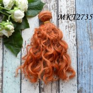 Волосы для кукол  MKT2735