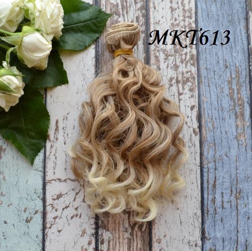 Волосы для кукол  MKT613 • VMKT613 15