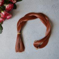 Волосы для кукол  N23 Длина 80см.