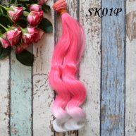 Волосы для кукол SK01P