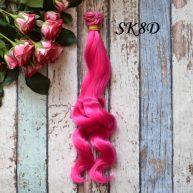 Волосы для кукол SK8D