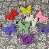 Пуговицы Бабочка2