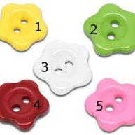 Пуговицы для детской одежды 12мм B109