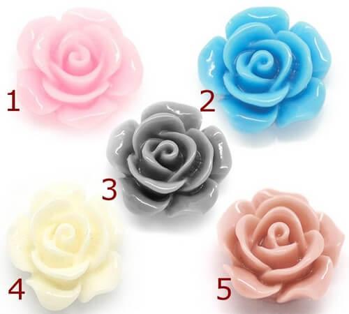 • Кабошоны молочные и розовые . Размер 14мм Цена указана за 5 шт. Розовые и молочные.