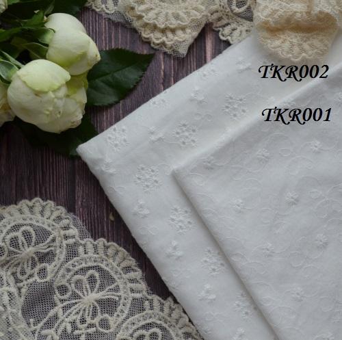 • Батист с вышивкой цвета экрю для кукольной одежды и рукоделия.  Ширина ткани 100см.   Цена указана за 1 отрез.  1 отрез – 20*50см  2 отреза - 40*50см  3 отреза - 60*50см  4 отреза - 80*50см