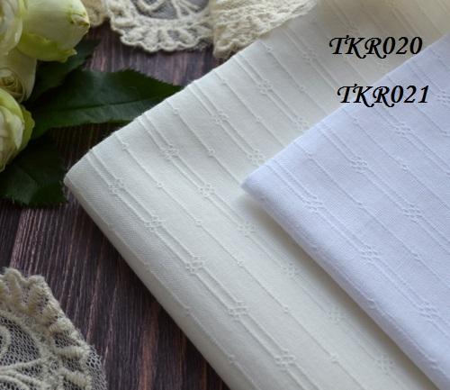 Батист в полоску TKR021. Отрез 25*45см • tkr020 1