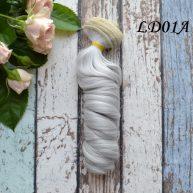 Волосы для кукол локоны LD01A