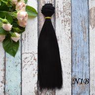 Искусственные волосы для кукол N1B