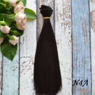 Волосы для кукол 20см  N4A