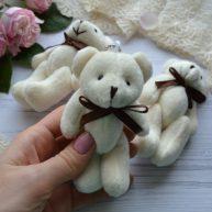 Мишка для куклы 11см