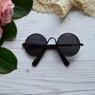 Очки для куклы солнцезащитные 8*2.6см ALO13