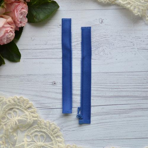 • Молния синяя. Размер  11 * 2,6 см Цена указана за 1 шт.