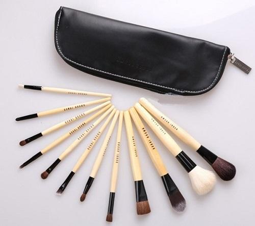Набор кистей для макияжа Bobbi Brown12шт • km03