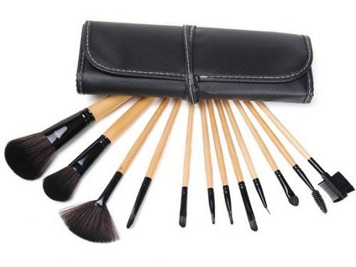 Набор кистей для макияжа Bobbi Brown 12 шт. • km09