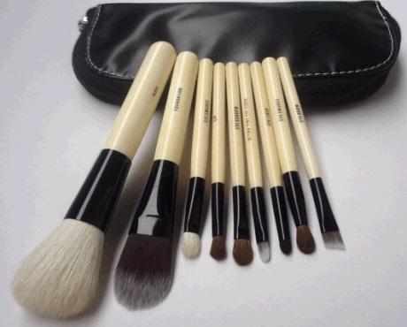 Набор кистей для макияжа Bobbi Brown 9 шт • km11