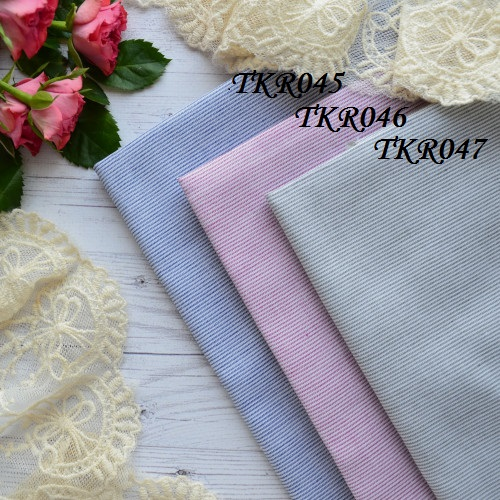 • Хлопковая ткань в голубую полоску. Ширина ткани 112см. Цена указана за 1 отрез. 1 отрез – 22*50см 2 отреза - 44*50см 3 отреза - 66*50см 4 отреза - 88*50см …
