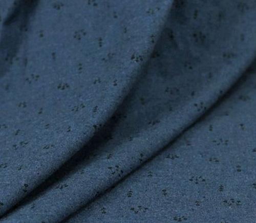 • Хлопковая ткань для кукольной одежды плотная синяя с рисунком.  Ширина ткани 145см.  Цена указана за 1 отрез.  1 отрез – 25*48см  2 отреза - 50*48см  3 отреза - 50*48см + 25*48см  4 отреза - 50*96см …