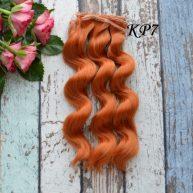 Волосы для кукол KP7