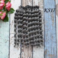 Волосы для кукол KS17
