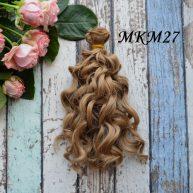Волосы для кукол  MKM27