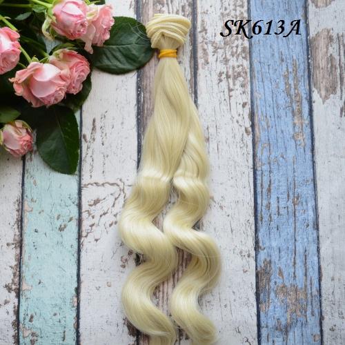 • Волосы для кукол. Длина волос 25 см, ширина треса 1 метр. Цена указана за 1 метр.