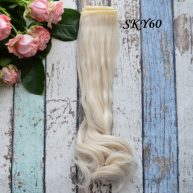 Волосы для кукол SKY60