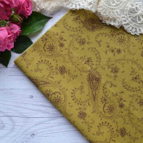 Хлопковая ткань для пэчворка TKA005