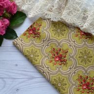 Хлопковая ткань для пэчворка moda fabrics TKA006
