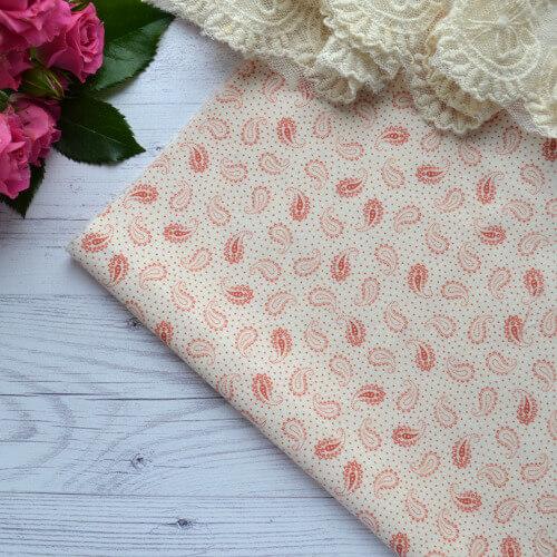 Хлопковая ткань для пэчворка moda fabrics TKA014