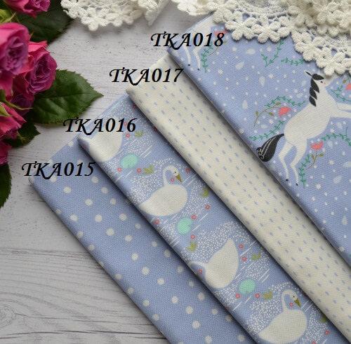 • Американская хлопковая ткань для пэчворка, кукольной одежды и прочего рукоделия.  Ширина ткани 110см.  Цена указана за 1 отрез.  1 отрез – 24*55см  2 отреза - 48*55см или 24*110см  3 отреза - 48*55см + 24*55см или 24*110см + 24*55см  4 отреза - 48*110см.