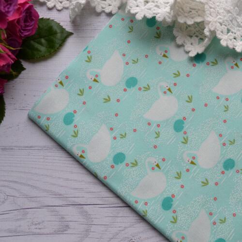 Хлопковая ткань moda fabrics TKA021