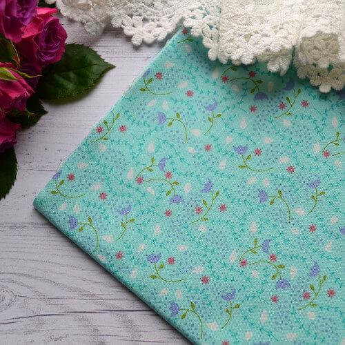 Хлопковая ткань moda fabrics TKA022