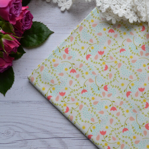 Хлопковая ткань moda fabrics TKA026