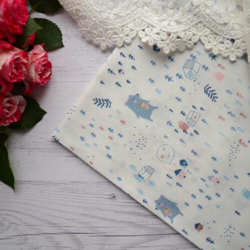 Хлопковая ткань для пэчворка DEAR STELLA TKA052