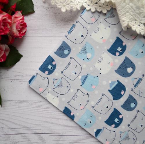 Хлопковая ткань для пэчворка DEAR STELLA TKA054