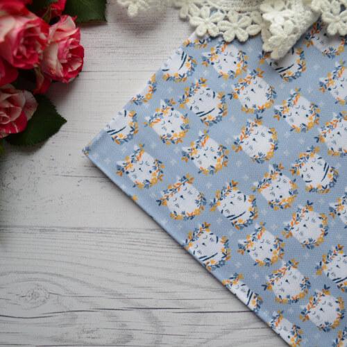 Хлопковая ткань для пэчворка от DEAR STELLA TKA062
